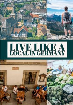 Living like a local in Germany Moving To Germany, Germany Europe, Germany Travel, Oconus Pcs, Living In Europe, Learn German, Like A Local, Military Life, Digital Nomad