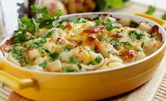 Receitas de cair o queixo feitas com batata.