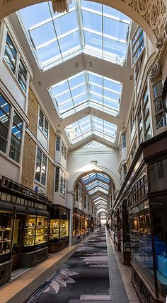 London - Burlington Arcade
