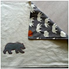 How To Make A Baby Blanket With Adorable Appliques