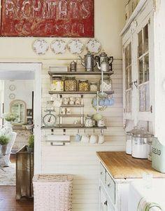 ESTILO RUSTICO: Cocinas Rusticas y Encantadoras II / Rustic Style Kitchen II