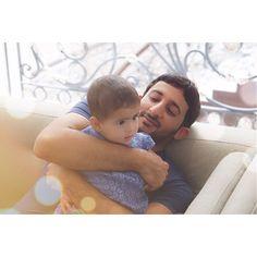 Nouf Bint Juma Bin Dalmook Al Maktoum con su padre, Juma Bin Dalmook Bin Juma Al Maktoum, 10/2014. Vía: mrs_almaktoum