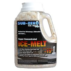 Subzero Ice Melt - Pet Safe 10lbs