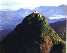Adam's Peak in Sri Lanka... Definitely on my bucket list...