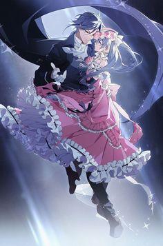 Black Butler Meme, Black Butler Manga, Butler Anime, Ciel Phantomhive, Black Butler Characters, Anime Characters, Sebastian X Ciel, Anime Maid, Sebaciel