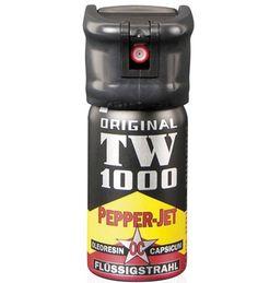 Pfeffer Spray, TW1000 PFEFFER-JET MAN 40 ML AG / mehr Infos auf: www.Guntia-Militaria-Shop.de