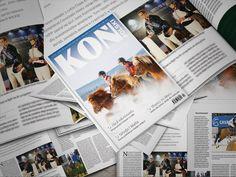 """Okiem zwycięzcy, czyli Jan Kamiński opowiada o starcie w zawodach WKKW podczas poznańskiej Cavaliady. Jak wyglądało to """"od kuchni"""" możecie przeczytać w styczniowym numerze Koń Polski Magazyn"""