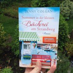 Liebesroman, Rezension, Cover: Sommer in der kleinen Bäckerei am Strandweg von Jenny Colgan