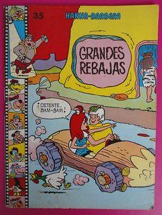 Vintage Hanna Barbera comic - Tebeo Hanna Barbera   Flickr - Photo Sharing!