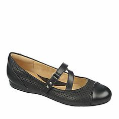 Naturalizer Women's Coriander Mary Jane Shoes :: Casual Shoes :: Shop now with FootSmart $85