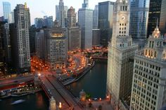 Sweet home...Chicago.
