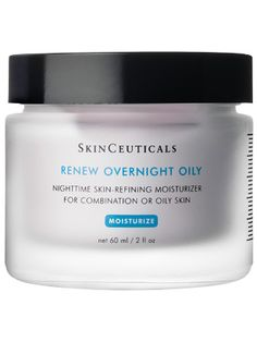 InStyle | Best Beauty Buys | Best 2013 Night Cream Acne Prone Skin | Skinceuticals Renew Overnight Moisturizer