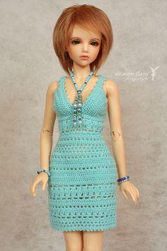 Dress with jewelry for Iplehouse JID | by Maram Banu ☆