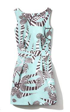 Thakoon Addition Backless Mini Dress $480