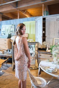 Inspiration Photo Shoot | Katie Lindgren Photography | West End Architectural Salvage | Pure Bridal | Lia Sophia | It's All About Me | Atelier/hairspace | cynwhd b. designs | Special Events | Vintage Love, Rentals & annessi | Scratch Cupcakery | Capanna Gelato | Lotus Moments