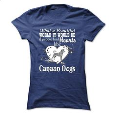 Canaan Dogs - #victoria secret sweatshirt #sweater for fall. PURCHASE NOW => https://www.sunfrog.com/Pets/Canaan-Dogs-Ladies.html?68278