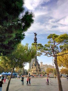 Passeig de Colom - Barcelona City Tour