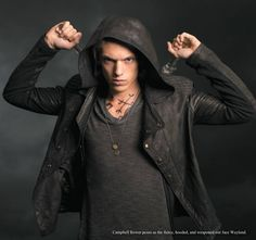 The Mortal Instruments: City of Bones movie - Jamie Campbell Bower as Jace Wayland The Mortal Instruments, Immortal Instruments, Jamie Campbell Bower, Cassandra Clare, Jace Lightwood, Shadowhunters, Bae, Clary And Jace, The Dark Artifices