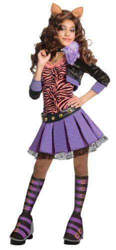 Monster High Deluxe Clawdeen Wolf Costume - Small Rubie's Costume Co http://www.amazon.com/dp/B005KCAI8C/ref=cm_sw_r_pi_dp_C2hqub01QJEZA