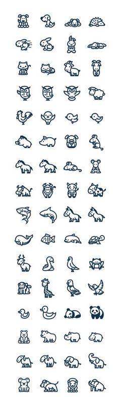 Små djur