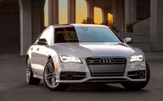 2013 audi s7: Audi may have shelved its R8 E-Tron but the automaker isn't giving up on next-generation green technologies. A recent report suggests Audi will begin testing a hydrogen fuel cell-powered A7 by the end of the summer.