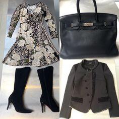 #RobertoCavalli dress #Brenzi boots #HighTech jacket #HermesBirkin  #fashion #lifestyle #blog #travel #food #London #fizzoflifeblog #LondonFoodie #foodbloggers  www.fizzoflife.com