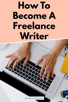 If you are looking for ways to work from home and get paid, you might want to think about working as a freelance writer. Freelance writing allows you to create, learn, and make your own schedule from home. Check out this post for practical steps to get your freelance writing career up and running today!