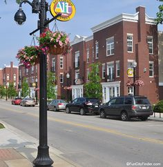 """Carmel, Indiana is a """"charming"""" and """"adorable"""" place for photos. Indiana Love, Carmel Indiana, Best Places To Live, Places Ive Been, Small Town America, Home Again, Relaxing Day, First Time Home Buyers, My Town"""
