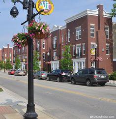 City of Carmel in Indiana