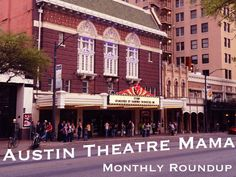 Ready for an afternoon (or evening) at the theater? Here are the shows happening in Austin during December 2015 for kids and for the grown-ups.