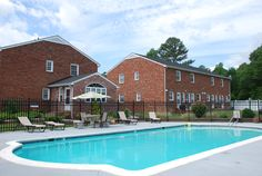 Our Resort Style Pool will keep you cool during the hot summer months!