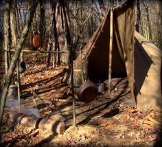 A nice little camp