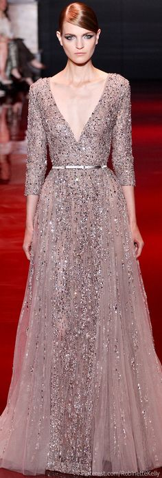 Elie Saab Haute Couture | F/W 2013 - Madrina