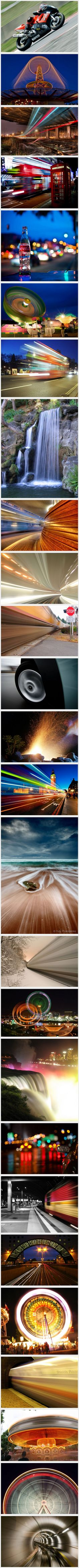 Motion Blur #Photography