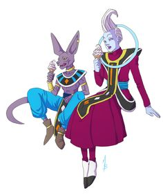 Beerus & Whis