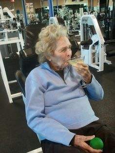 Future me at the gym lol