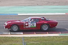 Bizzarrini GT Strada 5300 in race trim (6643)