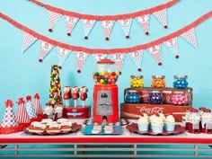 18 Fun Birthday Party Themes for Kids   HGTV >> http://www.hgtv.com/design/make-and-celebrate/entertaining/birthday-party-themes-every-kid-will-love-pictures?soc=pinterest