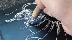 Tutorial: DIY Scratch Art Board