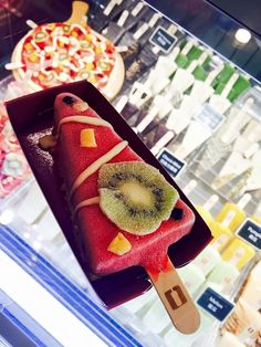 Gelato on-Stick? Why Not?! Try The Delicious Stickhouse Gelato on-Stick in Hong Kong   #gelato #HongKong #desserts #food