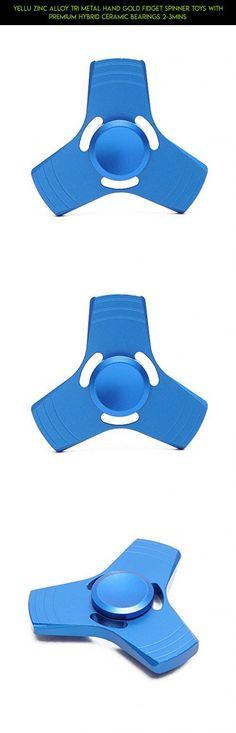 heytech Fid Spinner Metal Hand Spinner toy Lightweight EDC