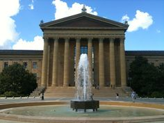 Always worth a visit, The Philadelphia Museum of Art is now being recognized as a world-class attraction.