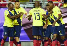 Ecuador 2-2 Peru: Bolanos rescues point in Copa America thriller