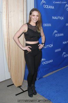 Agnes Bruckner Miranda Cosgrove hosts 2nd Annual Nautica Oceana Beach House Party held at the Annenberg Community Beach House http://icelebz.com/events/miranda_cosgrove_hosts_2nd_annual_nautica_oceana_beach_house_party_held_at_the_annenberg_community_beach_house/photo2.html