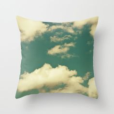 sky clouds dreams...vintage por VanessaGF en Etsy, $20.00  #Pillow #ThrowPillow