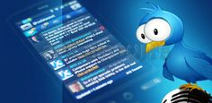 TweetCaster has a gorgeous look with an intuitive interface that makes it super easy to use while packing in tons of features. Optimized for both phones and tablets, TweetCaster has highly praised by the users.