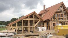 Ingolf Christianus Fachwerkhäuser und Landhäuser- beraten planen bauen - Fachwerkhaus in Hanstedt