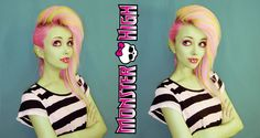 Venus #Cosplay - Monster High by Helen-Stifler.deviantart.com