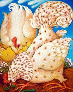 """Linda Carter Holman This piece brings out the """"Oh how cute!"""" in me."""
