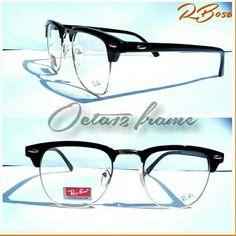 Kacamata clubmaster murrah